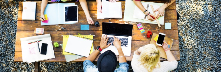 Organisations- und Teamentwicklung-
